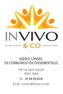 contact de l'agence Invivo & co